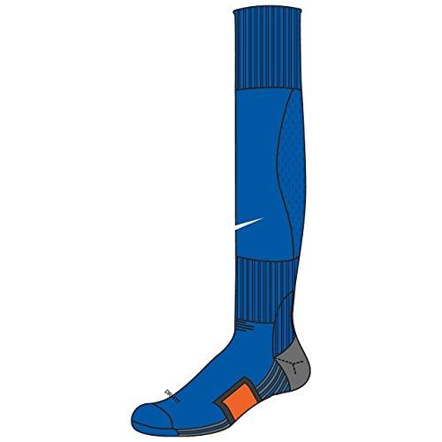 NIKE, Calcetines Dri-Fit Compression II, Unisex, Socken Dri-Fit Compression II, BLU - Royal BLU/Bianco, Small, Medium,Large, XL, XXL