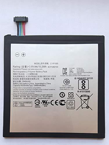 Pattaya Asus Zenpad 8.0 Z380M 互換バッテリー Z380KNL,Z380C,Z380KL 電池パック C11P1505