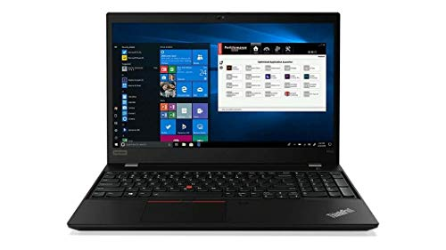 Lenovo ThinkPad P53S Laptop, 15.6' FHD (1920 x 1080), 8th Gen Intel Core i7-8565U, 16GB RAM, 512GB SSD, NVIDIA Quadro P520, Windows 10 Pro (Renewed)
