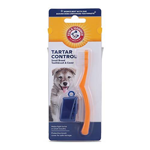 Arm & Hammer Dog Dental Care Toothbrush & Cover...