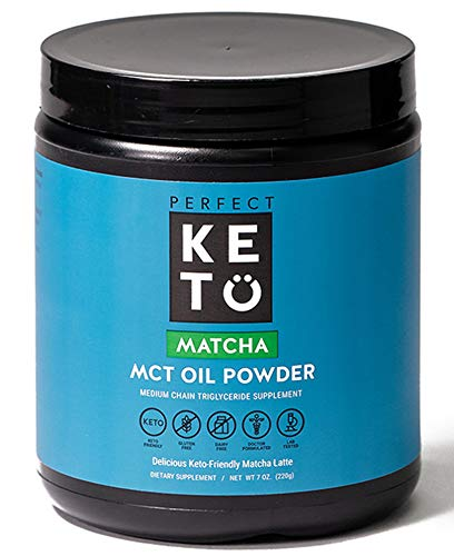 Perfect Keto MCT Oil C8 Powder