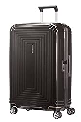 Samsonite Neopulse - Spinner M Case, 69 cm, 74 L, black (Metallic Black)