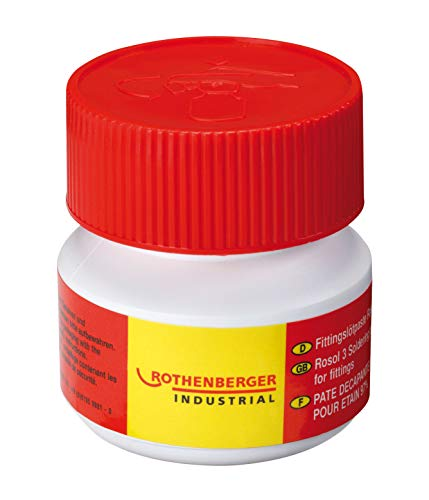 ROTHENBERGER Industrial Rosol 3, Fittingslötpaste, 100 g