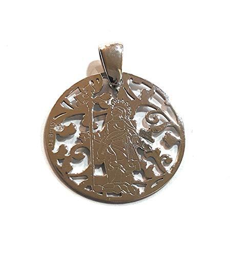 Medalla Duomo de Milán en Plata de Ley