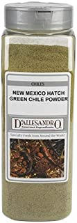 Green New Mexico Hatch Chile Powder, 15 Ounces