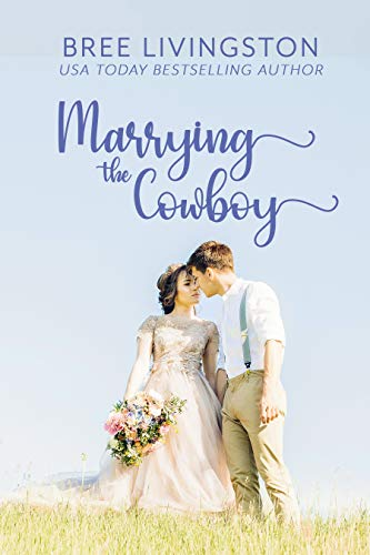Marrying the Cowboy by Bree Livingston ebook deal