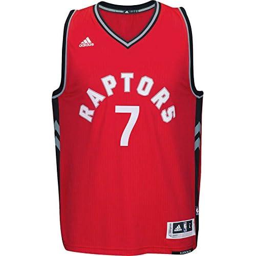 3322f697452 adidas AL7152 NBA International Swingman Toronto Raptors Jersey No.7 Kyle  Lowry