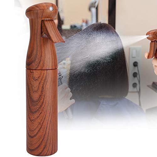 250 ml en continu brume fine pulvérisation, coiffure vide bouteille de pulvérisation salon de coiffure outils de coiffure coiffeur plantes outil de nettoyage, pulvérisateur de brume d'eau pour(250ml)
