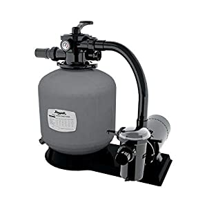 """Raypak Protege sand filters cost up to 25% less than above-ground sand filters, but provide the same great features and benefits One-piece rotomolded filter tank Oversized filter valve handle and 1.5"""" ports Wide, sturdy base for a level surface Filte..."""