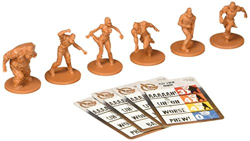 Guillotine Games - 331537 - Zombicide - Angry Zombies
