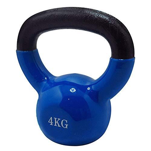 kettlebell da 16 kg Kettlebells da Competizione 2KG-20KG Peso in Ghisa Adatto per Palestra di Casa Fitness Allenamento di Sollevamento Pesi Bodybuilding Allenamento Muscolare
