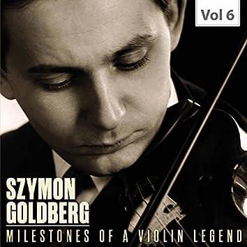 Milestones of a Violin Legend, Vol. 6