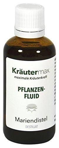 Mariendistel Tropfen Fluid hochdosiert 1 x 50 ml Silybum Marianum