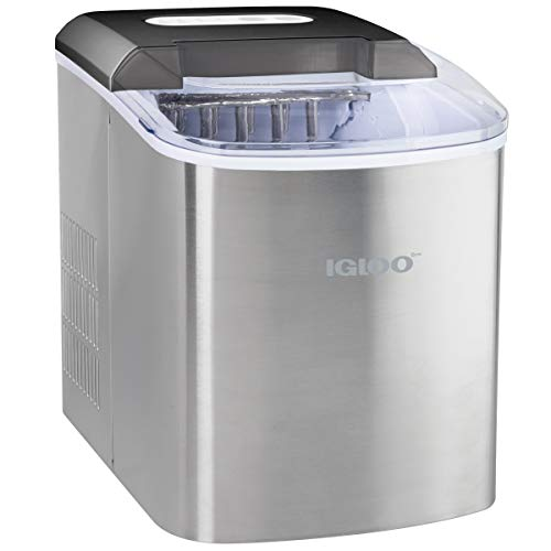 Igloo ICEB26SS Automatic Portable Electric Countertop...
