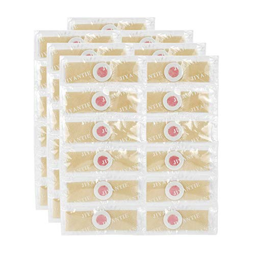 Lebeaut 36 Unids/caja Pie Remoción de Maíz Yeso con Agujero Verrugas Thorn Parche Callo Quitar Suavizar Cutin de la Piel Etiqueta Cura Protector del Dedo del pie