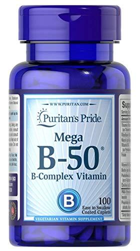 vitamine b 50 complex kruidvat