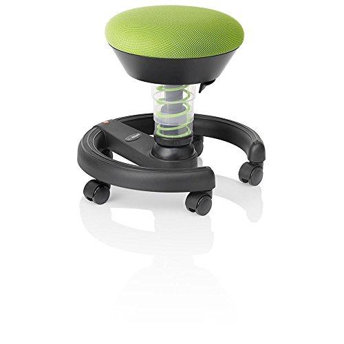aeris swoppster 3d-Aktiv-Drehstuhl für Kinder - lime-green