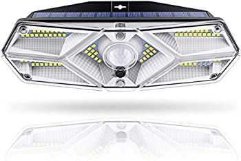 KBP Solar Outdoor LED Motion Security Lights