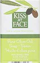 Kiss My Face, Bar Soap, Pure Olive Oil, 8 oz