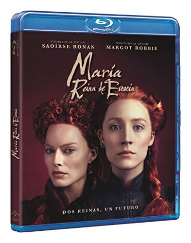 María, Reina De Escocia [Blu-ray]