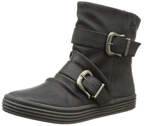 Blowfish Damen OCTAVE Biker Boots, Schwarz (black), 37 EU