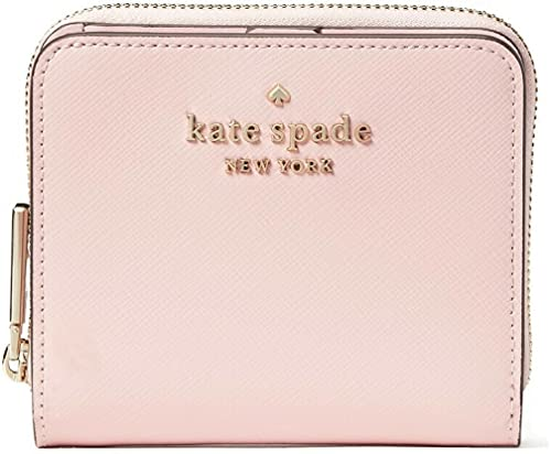 Kate Spade New York Women's Cameron Street Adalyn BiFold Wallet, Staci Light Pink