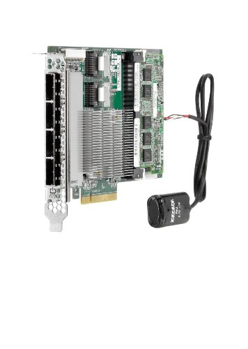 HP Smart Array P822 SAS Controller mit 2 GB FBWC (2-Ports intern / 4-Ports extern) (P) (F)