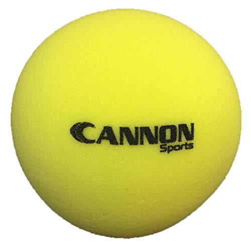 Cannon Sports sin recubrimiento de espuma de bola, 8.5' l/h/w - amarillo