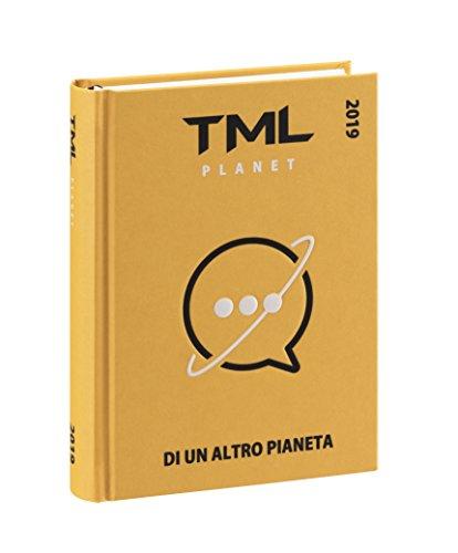 TML skibril – je moeder en 'legend dagboek dateert 16 maanden, formaat mini 11 x 15,3 cm geel
