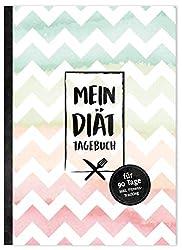 Ernährungstagebuch: Diät-Tagebuch zum Ausfüllen