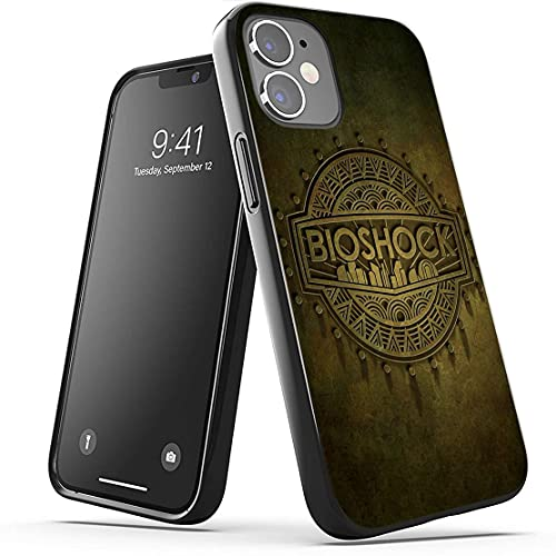 IDOWMAT Compatible with Funda iPhone 7 & Funda iPhone 8 Black TPU Soft Silicone Phone Case Big Her o Mode_0133