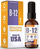 Best B12 Supplements - Vitamin B12 Liquid - Methylcobalamin B12 Spray Review