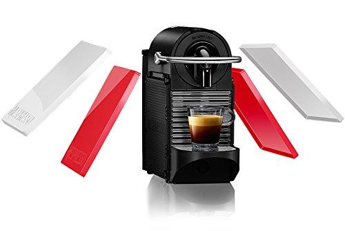 Magimix 11370 Pixie Clips Kaffeemaschine, Koralle, Weiß