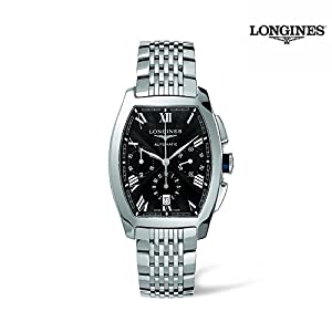 Longines Evidenza Chronograph Automatic Stainless Steel L2.643.4.51.6 image