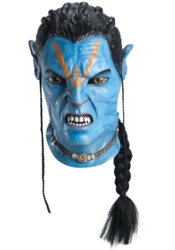 Generique - Masque Avatar Adulte intégral Adulte