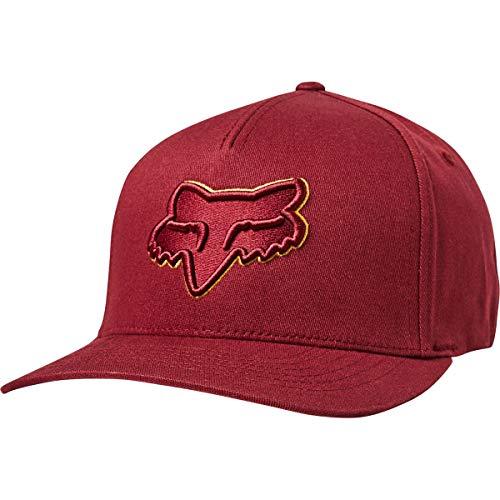 Fox Epicycle Flexfit - Gorra de béisbol para hombre Rosa Arándano S-M