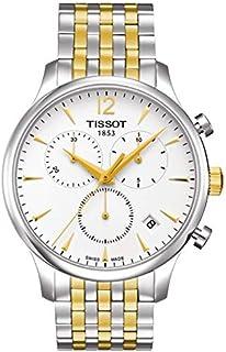 ساعة تيسوت T063.617.22.037 للرجال – رسمية، أنالوج