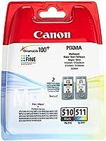 Originele Canon PG-510/CL-511 BK/C/M/Y-inktcartridge (multipack)