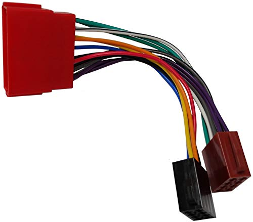 AERZETIX - Adattatore ISO B7 Cavo plug per autoradio - C2006