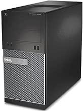 Dell OptiPlex 3020 MT Desktop PC - Intel Core i5 3.2GHz Quad Core - 4GB RAM - 500GB 7200RPM HDD - DVD Writer - Win 7 Pro (Pre-installed ) - No Monitor (Renewed)