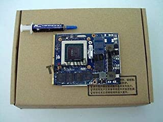 FidgetFidget New Nvidia GeForce GTX 970M ビデオグラフィックス GPUカード N16E-GT-A1 6Gb GDDR5 W/過去