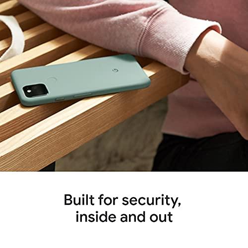 Google Pixel 5 128 GB 5G Handy, nur Schwarz – SIM-freies, entsperrtes Smartphone – das ultimative 5G Google Phone - 3
