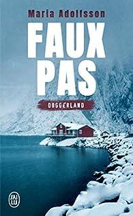 Doggerland, tome 1 : Faux pas  par Adolfsson