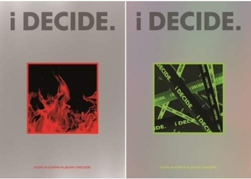 [album]i DECIDE:3rd Mini Album – iKON[FLAC + MP3]