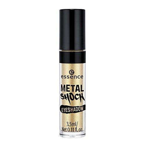 essence - Lidschatten - metal shock eyeshadow - solar explosion