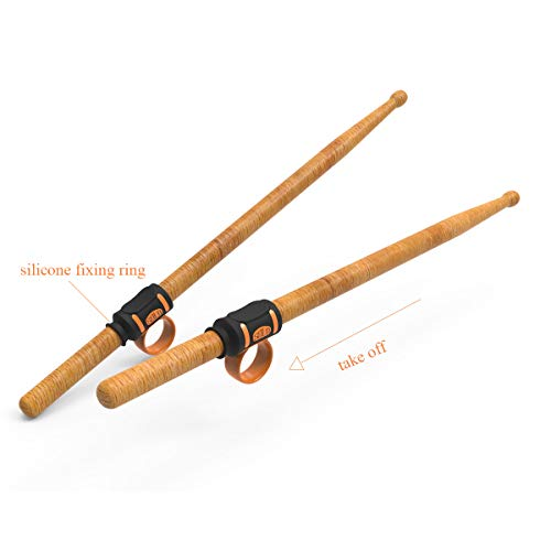 Product Image 2: Drumsticks Accessories, Easy Stick Twirl, Grip or Control Clips, Good for Beginner Drummer (#5) …