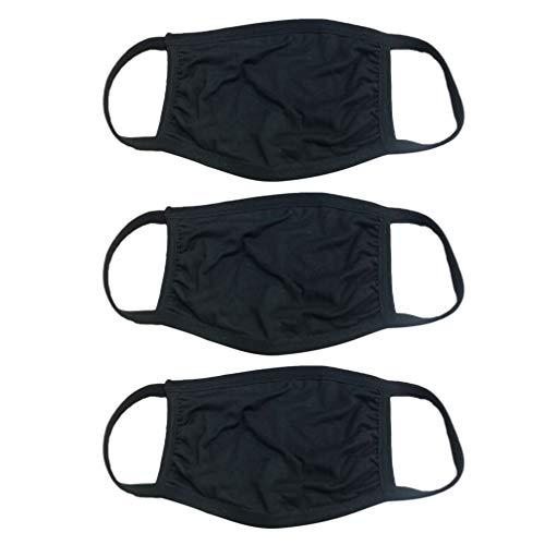Máscaras bucales de algodón antivaho