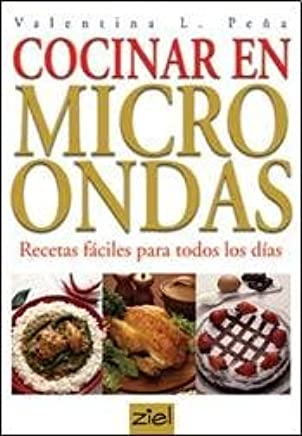 Cocinar en microondas/ Microwave Cooking (Spanish Edition ...
