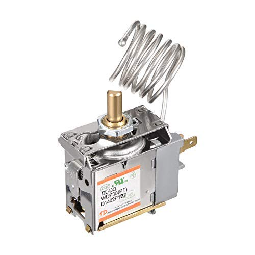Kühlschrank-Thermostat, Temperaturregler für Kühlschränke WDF30, 2-polig, 5 4 A
