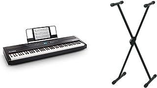 Alesis Recital Pro Piano Eléctrico Digital Con Teclado De 88 Teclas De Acción Martillo, 12 Premium Voces Y Altavoces Incor...